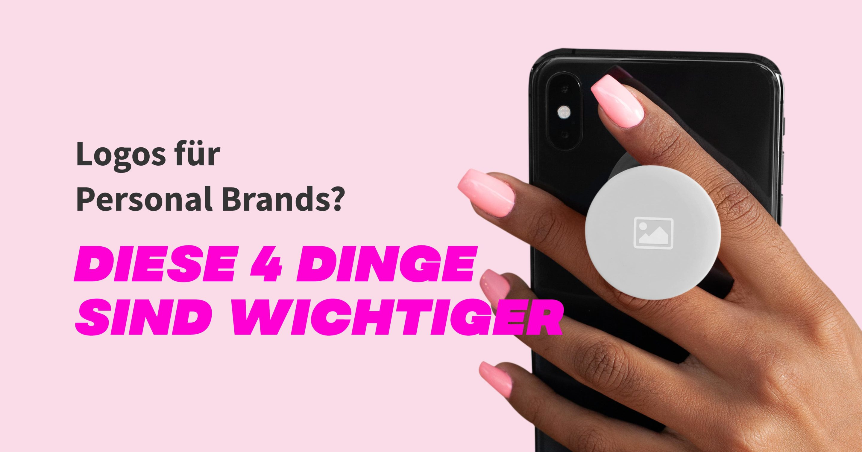 Blog FB Logos für Personal Brands