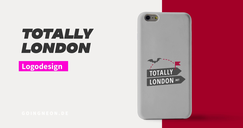 Totally London Logo Teaser FB