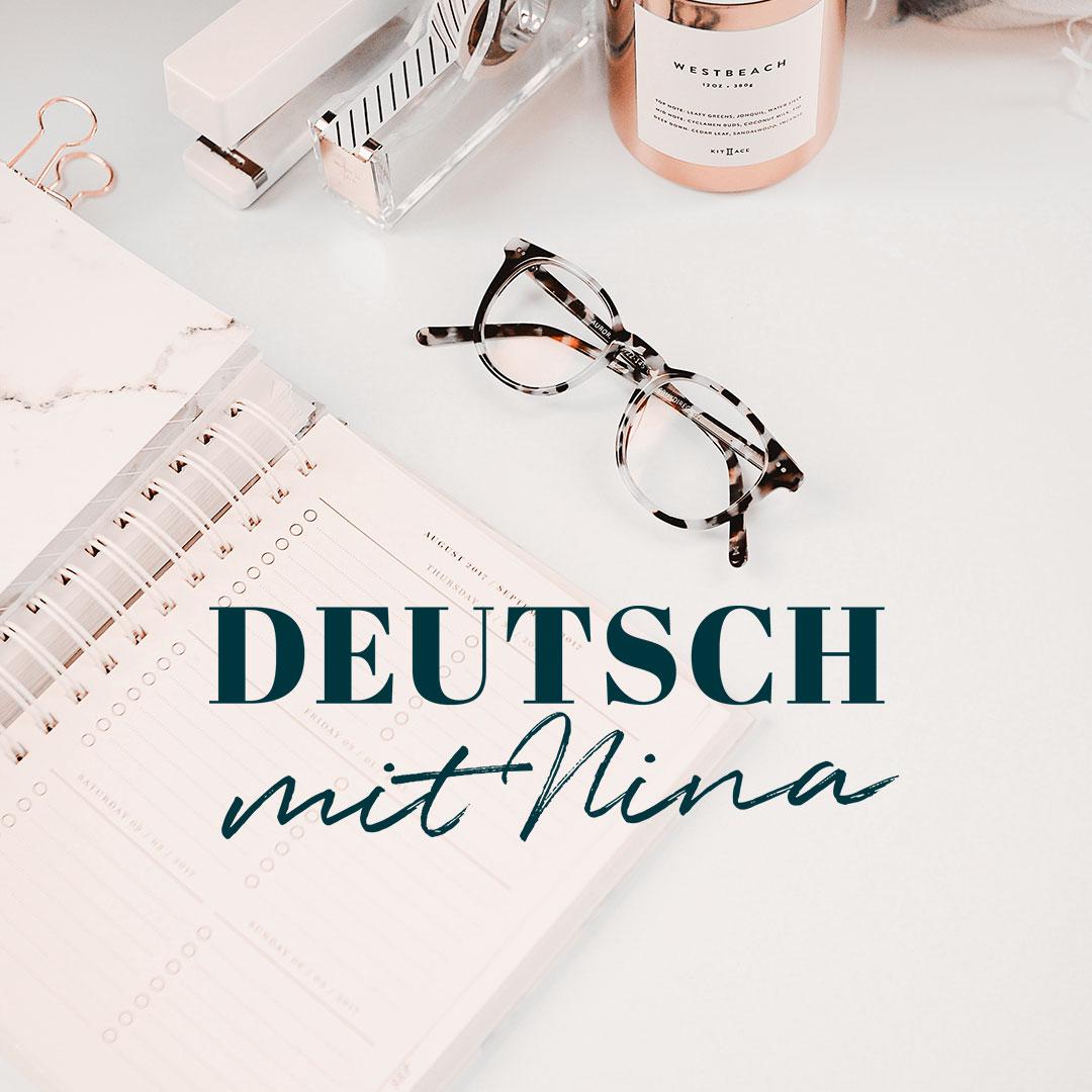 Showroom Deutsch mit Nina