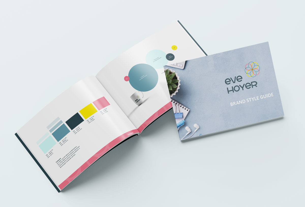 Eve Hoyer Brand Design Manual