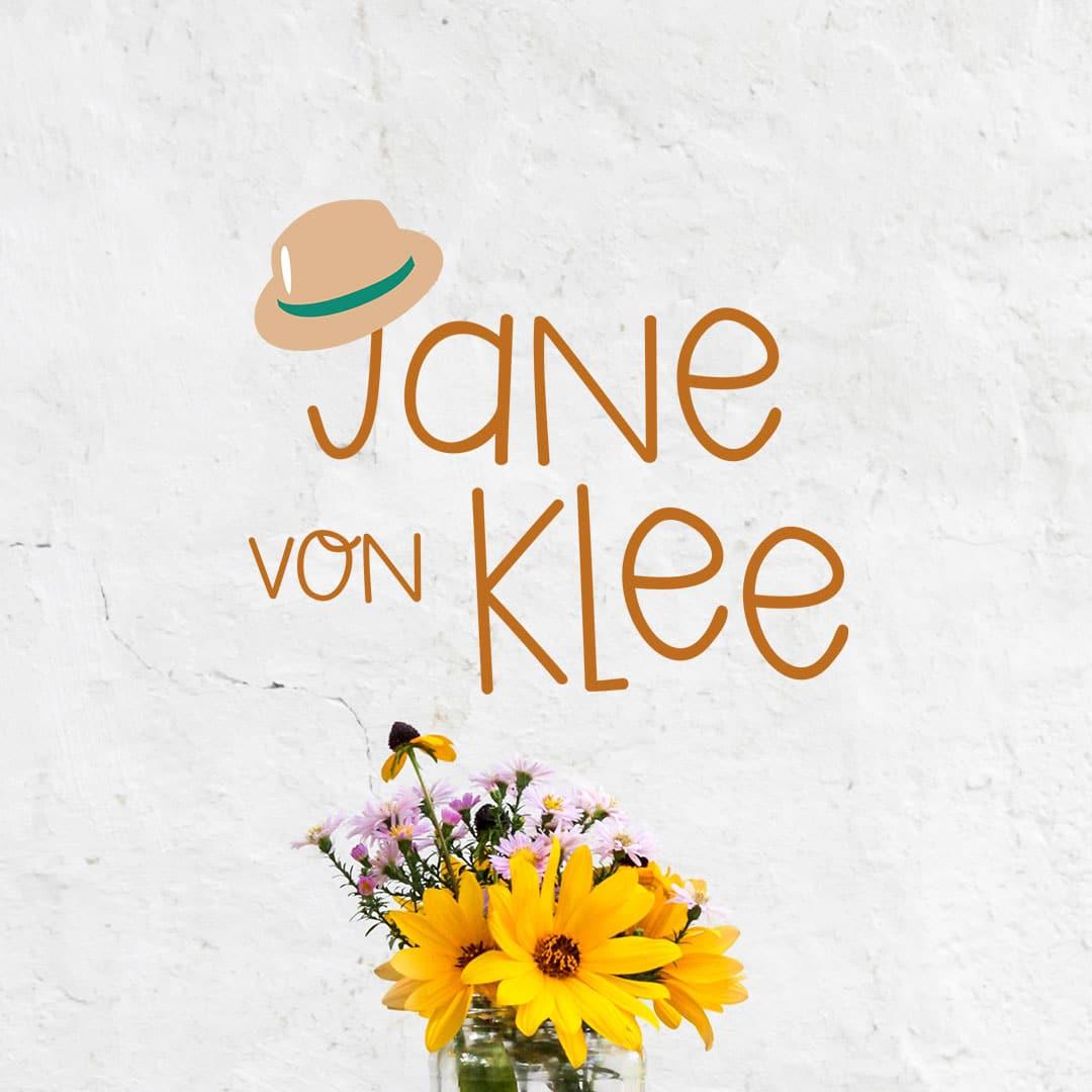Showroom Jane von Klee