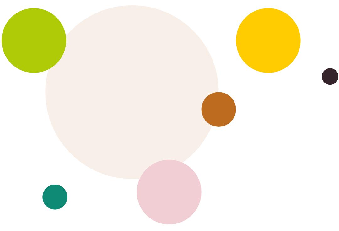 Jane von Klee Farbspektrum