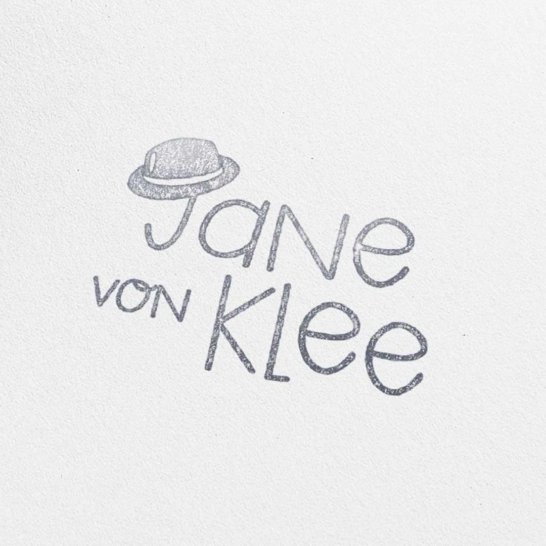 Jane von Klee Hauptlogo als Stempel