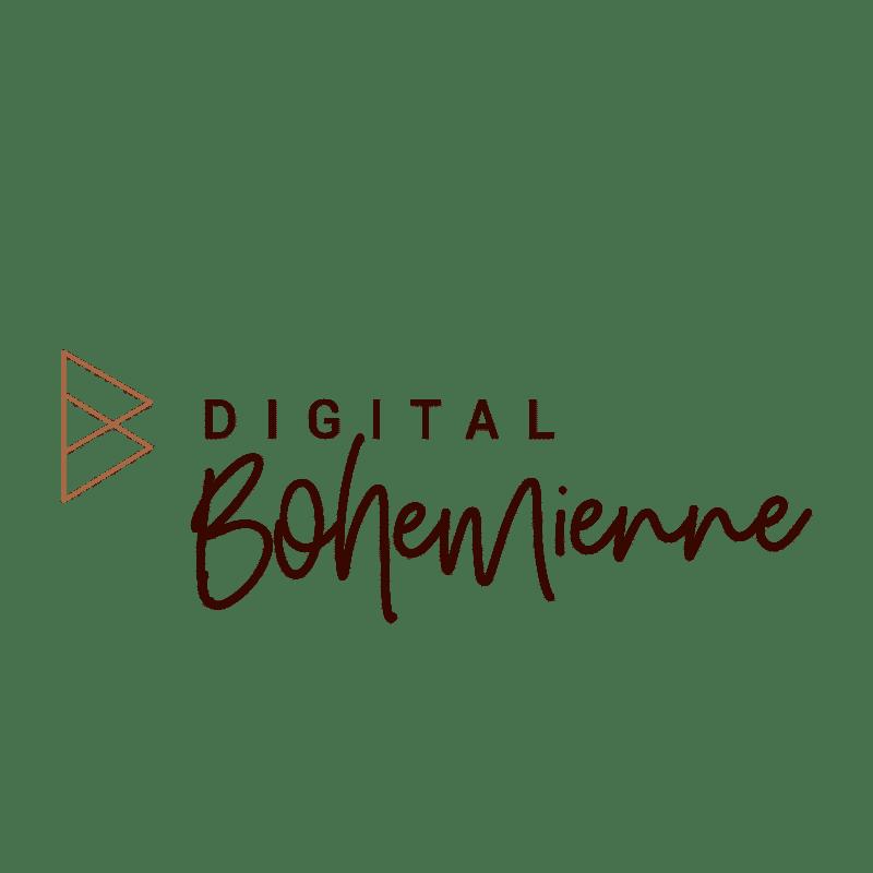 Logo Digital Bohemienne