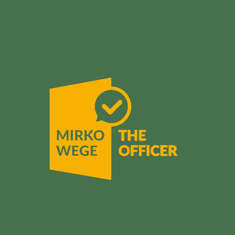 Logo The Officer