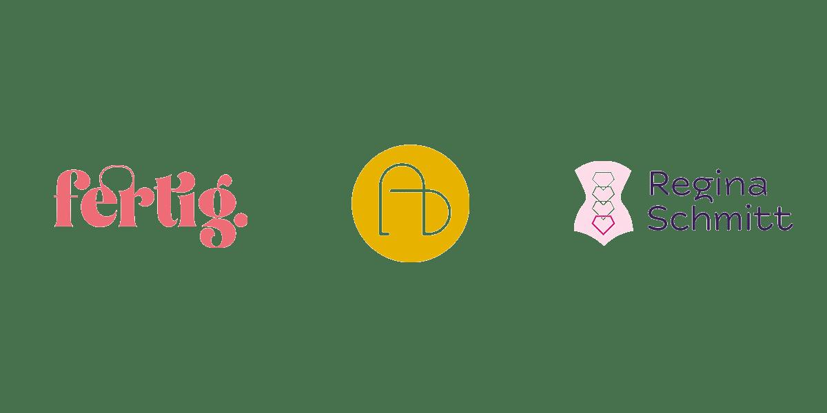 Logos für Personal Brands