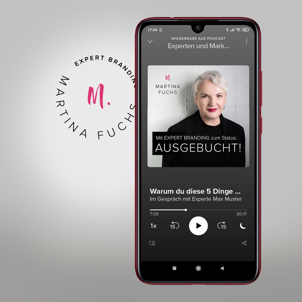 Martina Fuchs Podcast