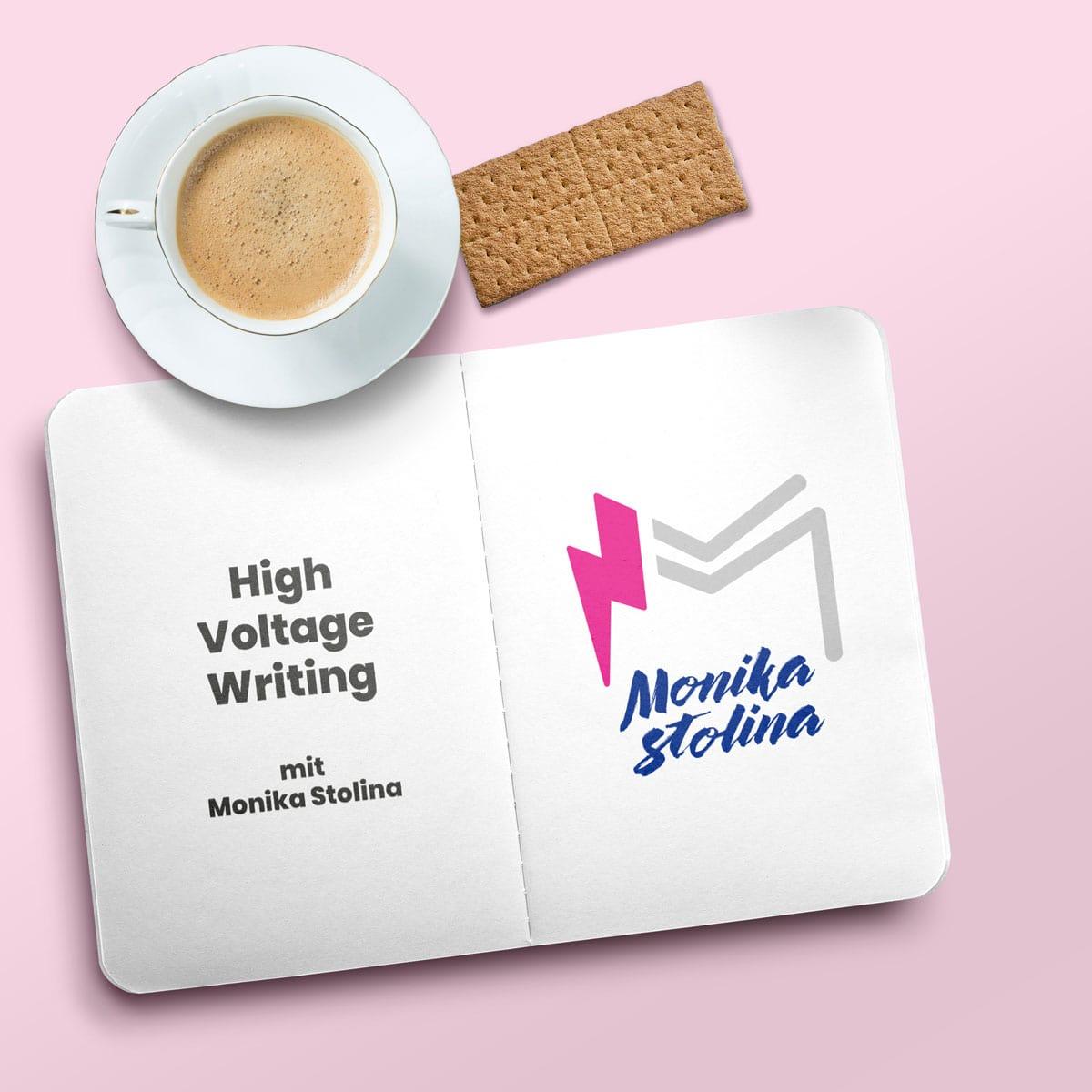 Monika Stolina Logo