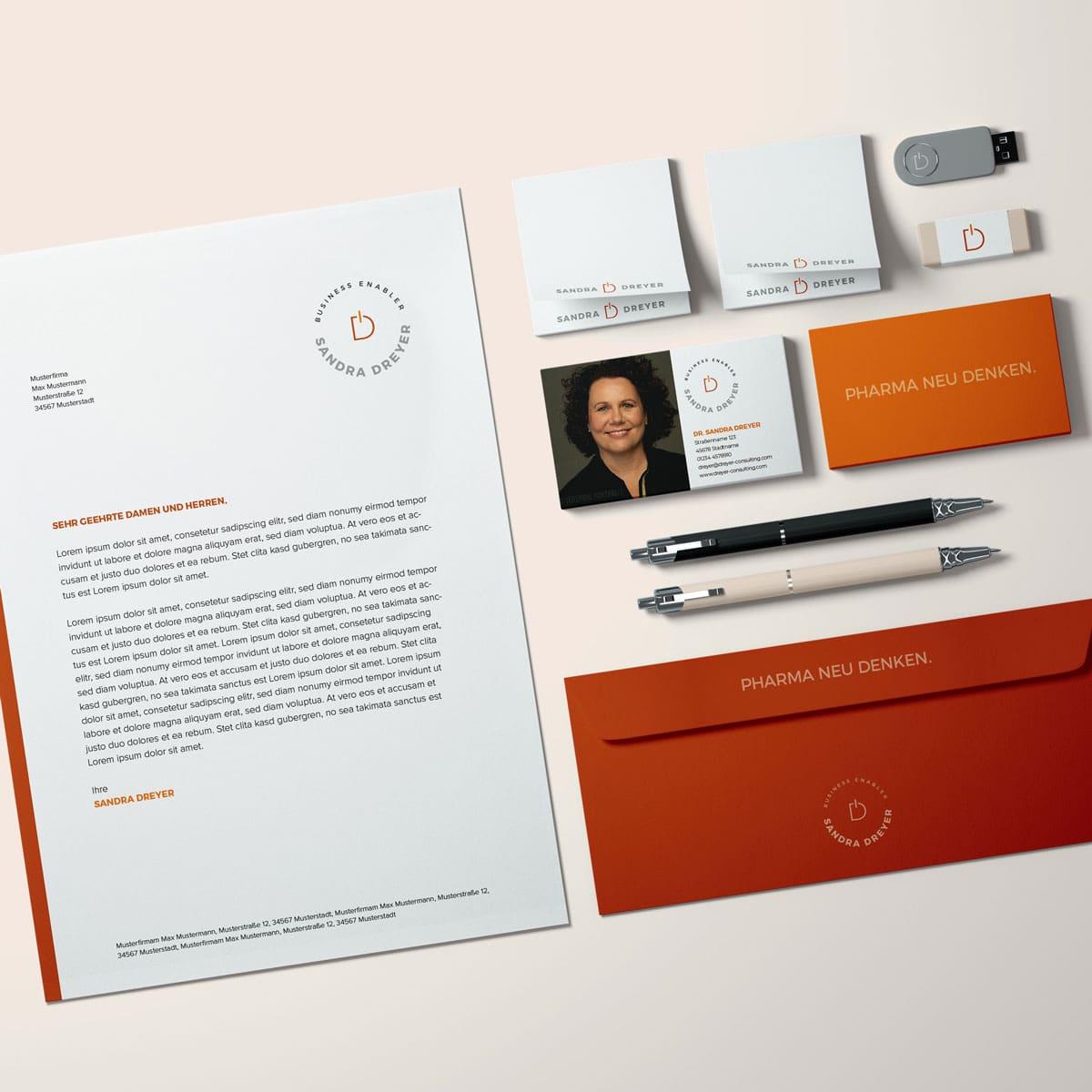 Sandra Dreyer Brand Design